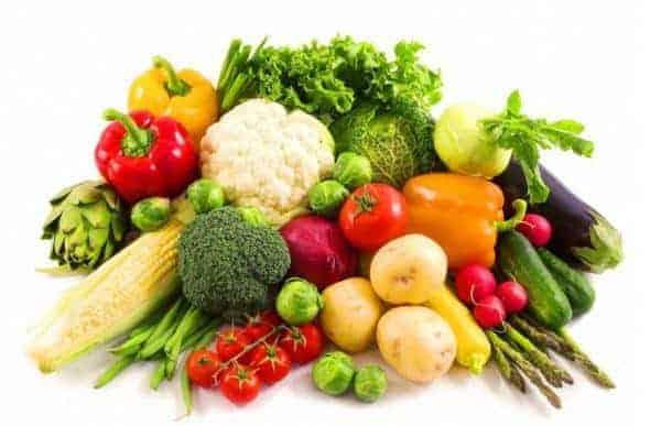 chăm sóc rau màu
