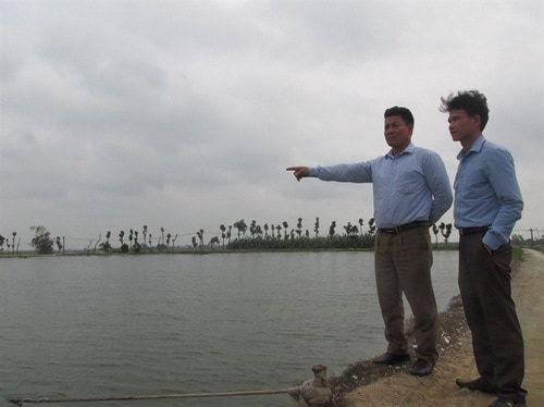 trang trại nuôi cá công nghệ Thái Lan