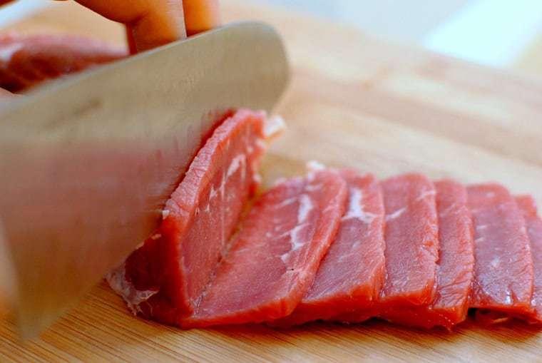 mẹo nấu thịt