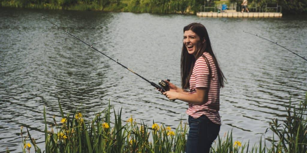 câu cá mùa đông