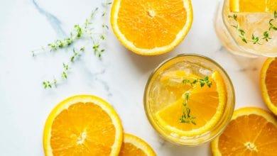 trồng cam