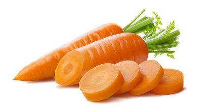 công dụng cà rốt